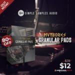 [DTMニュース]Simple Samples Audioのパッドのコレクション「HVYBONES Granular Pads」が80%off!