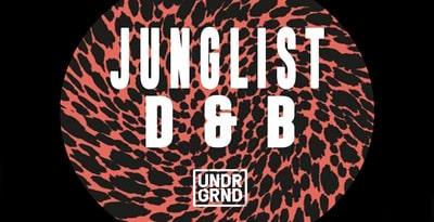UNDRGRND Sounds Junglist D&B