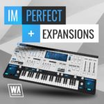 [DTMニュース]W.A Productionのシンセ&エクスパンション「ImPerfect & Expansions Bundle」が91%off!