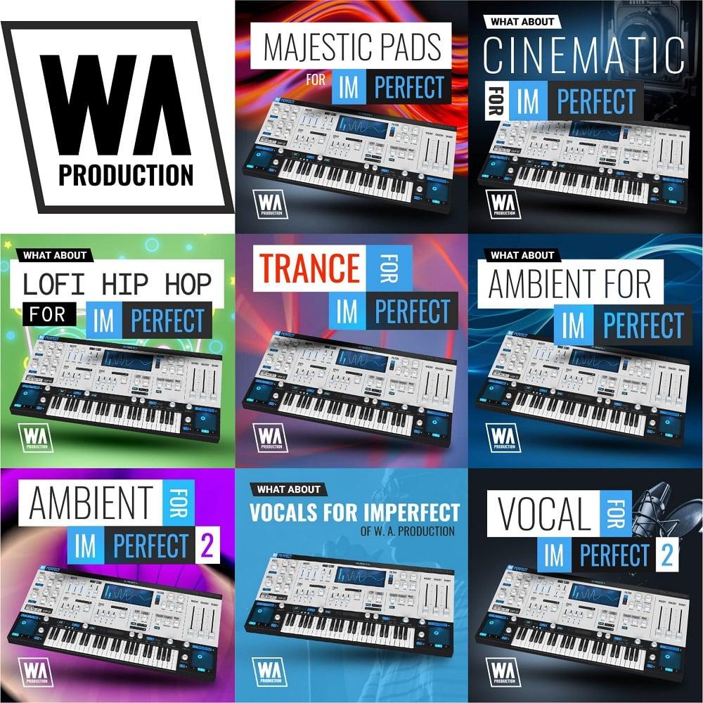 W.A Production ImPerfect & Expansions Bundle