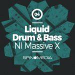 [DTMニュース]5Pin Media「Liquid Drum & Bass NI Massive X」ドラムンベース系おすすめプリセットパック!