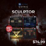 [DTMニュース]Gothic Instrumentsのサウンドデザインツールバンドル「SCULPTOR Bundle」が70%off!
