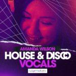 [DTMニュース]Loopmasters「Amanda Wilson – House & Disco Vocals」ハウス系おすすめサンプルパック!