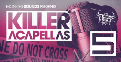 Monster Sounds Killer Acapellas 5