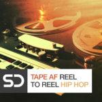[DTMニュース]Sample Diggers「Tape AF – Reel to Reel Hip Hop」ヒップホップ系おすすめサンプルパック!
