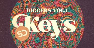 Sample Diggers Diggers Vol1 – Keys