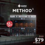 [DTMニュース]SoundYetiの「Method 1」強力なバーチャルドラムマシンが53%off!