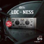 [DTMニュース]Tone Empireのドラム/パーカッションプロセッサー「LOC-NESS」が76%off!
