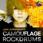 [DTMニュース]Tsunami Track Sounds「Jun-Ji – Camouflage Rock Drums」ドラム系おすすめサンプルパック!