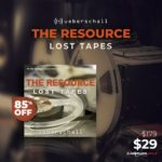 [DTMニュース]UEBERSCHALLの10000サンプル以上が収録されたライブラリ「The Resource – Lost Tapes」が85%off!