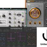 [DTMニュース]United Pluginsの3つのリバーブプラグインバンドル「Reverb Bundle」が70%off!