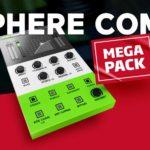 [DTMニュース]W.A Productionのプラグイン&サンプルパックバンドル「SphereComp Mega Pack」が90%off!