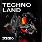 [DTMニュース]ZTEKNO「Techno Land」テクノ系おすすめサンプルパック!