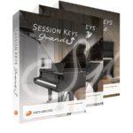 [DTMニュース]e-instrumentsの3台のピアノを収録したバンドル「Session Keys Acoustic Bundle」が40%off!