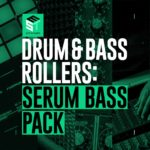 [DTMニュース]EST Studios「Drum & Bass Rollers: Serum Bass Pack」ドラムンベース系おすすめシンセプリセット!