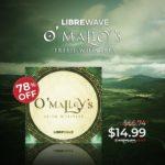 [DTMニュース]LIBREWAVEのアイリッシュホイッスル「O'Malley's Irish Whistles」が78%off!