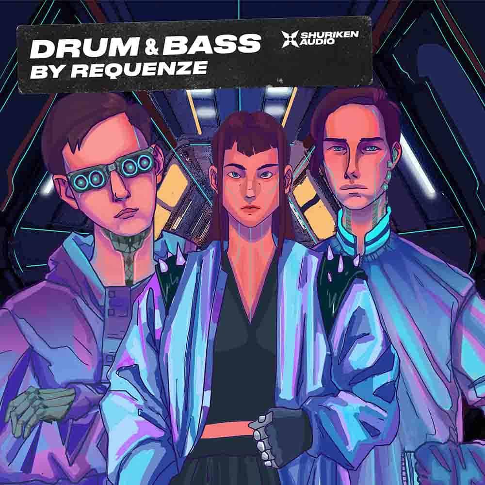 shuriken-audio-drum-bass