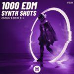 [DTMニュース]HY2ROGEN「1000 EDM Synth Shots」EDM系おすすめサンプルパック!