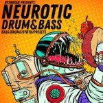 [DTMニュース]HY2ROGEN「Neurotic Drum & Bass」ドラムンベース系おすすめサンプルパック!