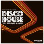 [DTMニュース]Get Down Samples「Disco House Tech Grooves Vol 1」テックハウス系おすすめサンプルパック!