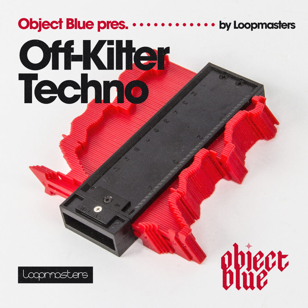 loopmasters-object-blue-off-kilter