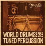 [DTMニュース]Organic Loops「World Drums & Tuned Percussion」パーカッション系おすすめサンプルパック!