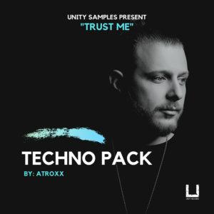 unity-records-techno-pack