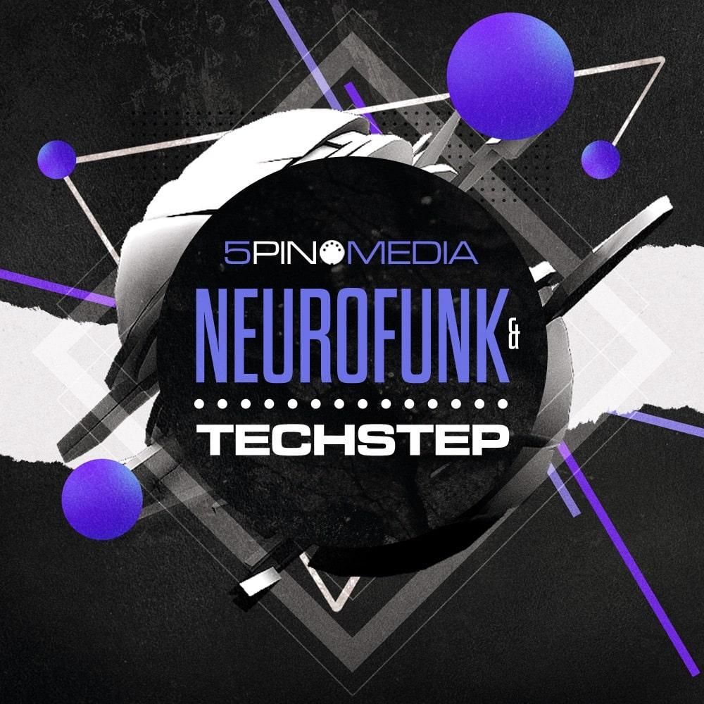 5pin-media-neurofunk-techstep