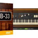 [DTMニュース]AIR MusicのクラシックなB3スタイルなどのトーンホイールオルガン「DB-33」が78%off!