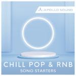 [DTMニュース]APOLLO SOUND「Chill Pop & RnB Song Starters」チルポップ系おすすめサンプルパック!