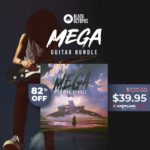 [DTMニュース]Black Octopusのギターライブラリ「Mega Guitar Bundle」が82%off!
