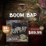 [DTMニュース]Fat Soundの革新的なサンプラーエンジン「BOOM BAP」が55%off!