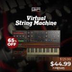 [DTMニュース]GForce Softwareのビンテージストリングアンサンブル「Virtual String Machine」が65%off!