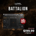 [DTMニュース]Hidden Path Audioのオーケストラデバイス「BATTALION」が43%off!