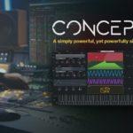 [DTMニュース]Krotosのパワフルでありながら使いやすいシンセプラグイン「Concept 2」が33%off!