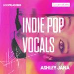 [DTMニュース]Loopmasters「Ashley Jana – Indie Pop Vocals」ボーカル系おすすめサンプルパック!