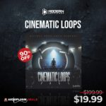 [DTMニュース]Modern Producersのマルチジャンルコレクション「Cinematic Loops Bundle」が90%off!