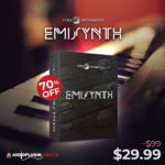 [DTMニュース]STRIX Instrumentsの子供用シンセサイザーのコレクション「EMISYNTH」が70%off!