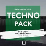 [DTMニュース]Unity Records「Unity Samples Vol.21」テクノ系おすすめサンプルパック!