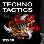 [DTMニュース]ZTEKNO「Techno Tactics」テクノ系おすすめサンプルパック!