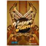 [DTMニュース]Big Fish Audioのクラシックなホーンセクションライブラリ「Vintage Horns」が50%off!