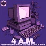 [DTMニュース]Ghost Syndicate「4AM Drum & Bass」ドラムンベース系おすすめサンプルパック!