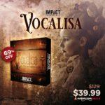 [DTMニュース]Impact Soundworksの女性クワイヤライブラリ「Slavic Women's Choir」が69%off!