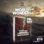 [DTMニュース]Rast Soundの6つのユニークなライブラリ「World Wonders Collection」が78%off!