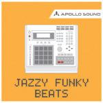 [DTMニュース]APOLLO SOUND「Jazzy Funky Beats」ヒップホップ系おすすめサンプルパック!