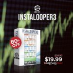 [DTMニュース]Audio Blastのグリッチエフェクトツール「INSTALOOPER3」が80%off!