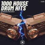 [DTMニュース]HY2ROGEN「1000 House Drum Hits」ハウス系おすすめサンプルパック!