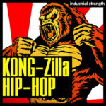 [DTMニュース]Industrial Strength「Kong-Zilla Hip Hop」ヒップホップ系おすすめサンプルパック!