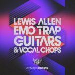 [DTMニュース]Monster Sounds「Lewis Allen – Emo Trap Guitars & Vocal Chops」トラップ系おすすめサンプルパック!