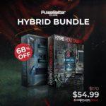 [DTMニュース]PulseSetter Soundsの2つのライブラリ「Hybrid Bundle」が68%off!